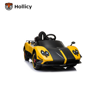 Pagani Zonda Kids 12v Battery Operated Remote Control Car With 4