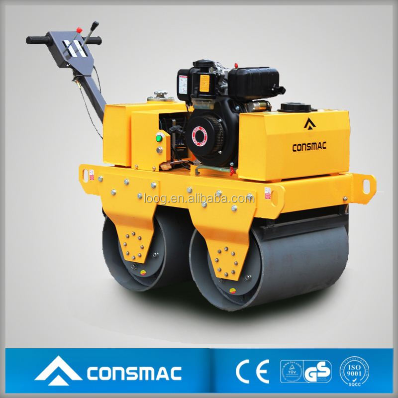 CONSMAC Hot sell Hydraulic turning SDR 700k bomag bw 120 ad-4