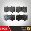 Auto parts manufacturer IFOB brake pads 04465-60280 for Toyota Land Cruiser UZJ200