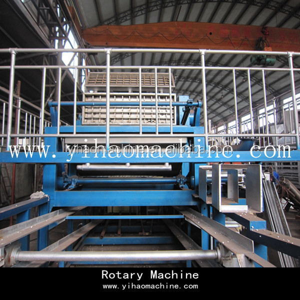 CE TOP quality Fruit packing machinery paper pulp making machines cfl making machine