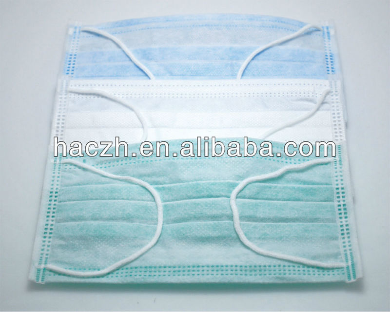 face mask with splash shield,earloop face mask,1 ply paper face mask