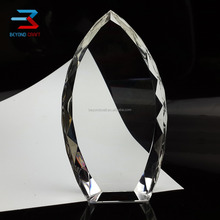 Glass Blank Trophy Crystal Prize Event Souvenirs