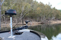 Ce Approved Kimple Aluminium Bass Fishing Boat - 450 Bass Hunter ...