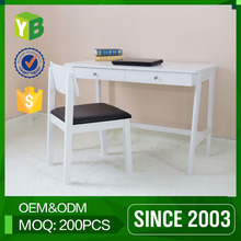 Yibang Solid Modern Office Furniture Wood Study Table Design
