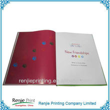 English story book printing service