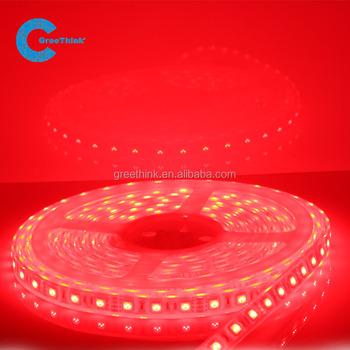 1224v 5050 red led light customizable 730nm far red led strip 1224v 5050 red led light customizable 730nm far red led strip light mozeypictures Images