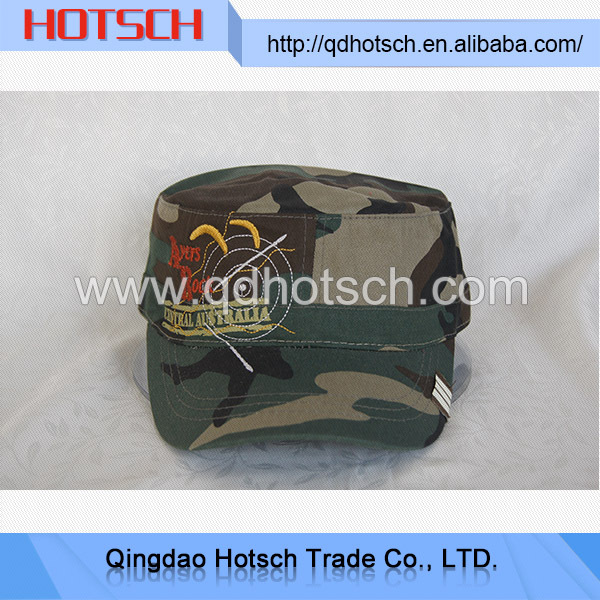 China supplier camo earflap hat