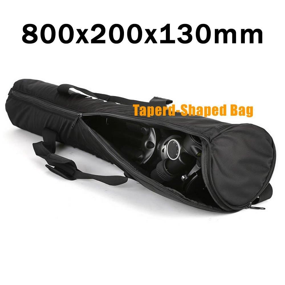 Foto.Studio 31.4 X 7.8 X 5 Inch Padded Nylon Camera Tripod Bag Light Stand Case Carry Travel for Manfrotto Velbon Gitzo Slik Etc Taperd-shaped 800mm