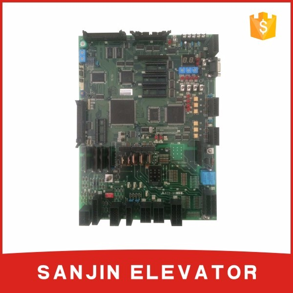 Mitsubishi elevator main panel KCD-603A, mitsubishi parts for sale