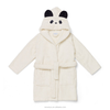 Hot sale Panda Kids Hooded Baby Bath Towel Kids baby Bathrobe HDT-035 wholesale China Supplier