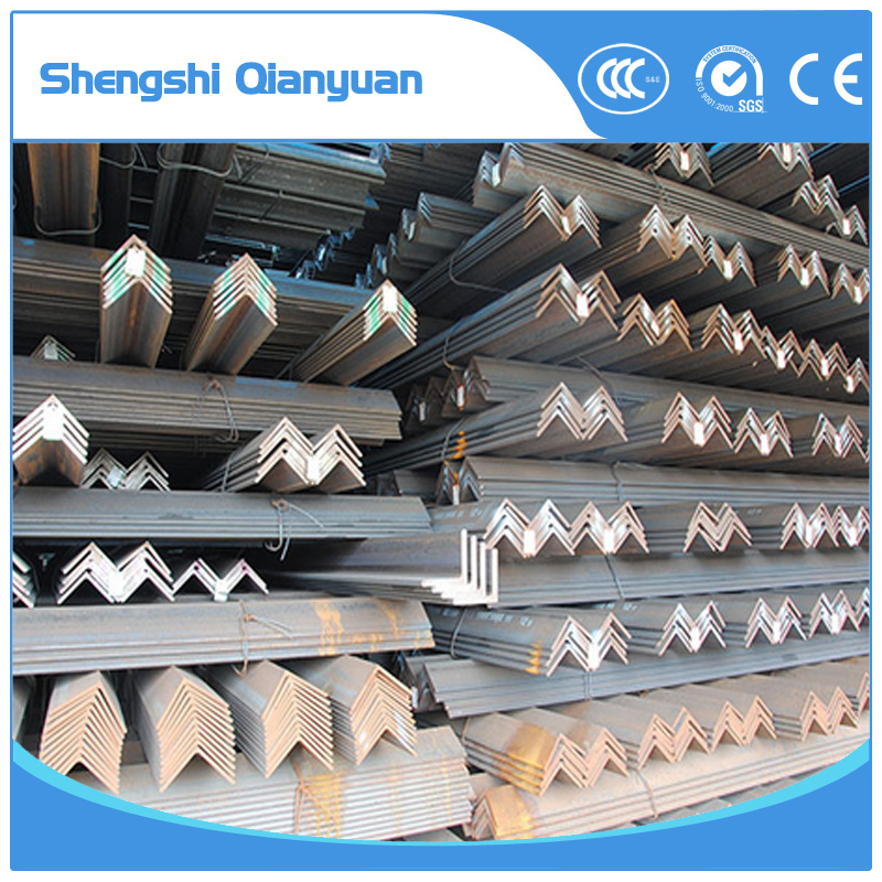 JIS Standard Steel Angle From China Tangshan Manufacture (ss400 20-200mm)