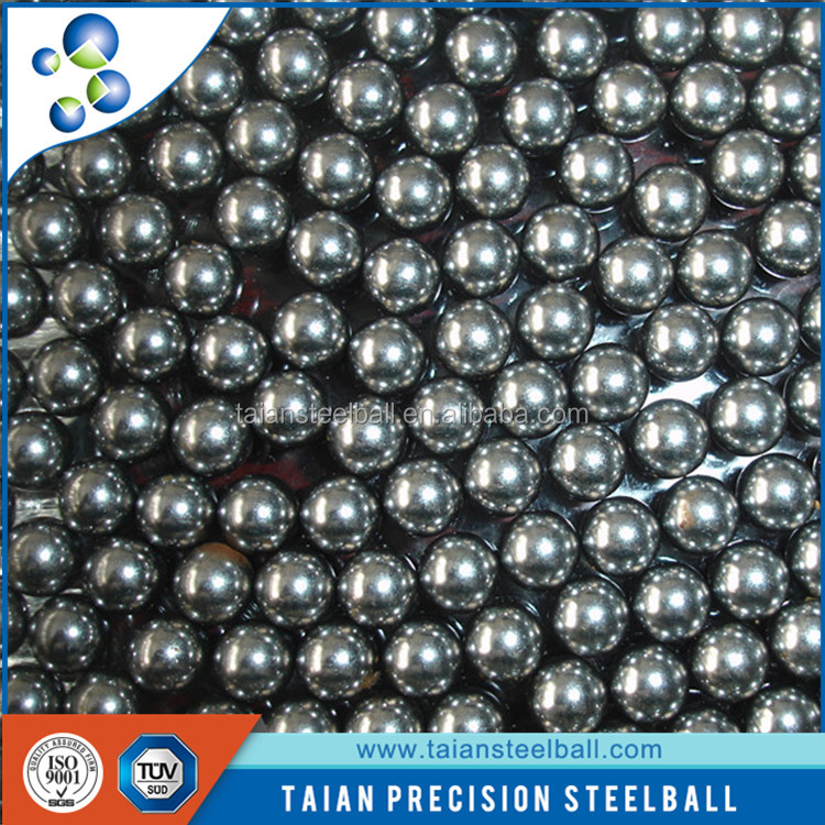 professional manufacturer solid steel ball diameter 9mm high quality stainless steel ball