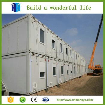 Gut 2 2 Geschossiges Haus Geändert Versandbehälter Bürogebäude Grundrisse