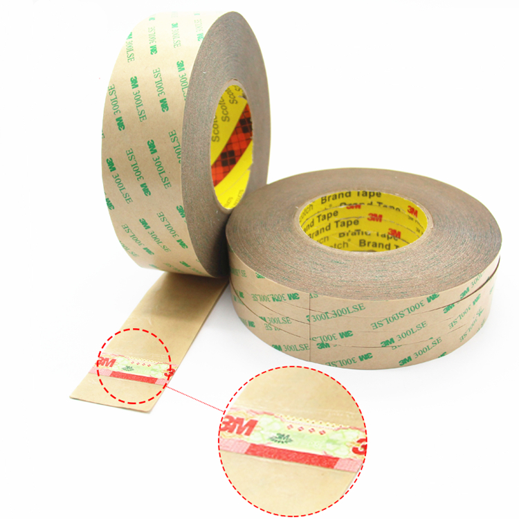 Original PET Double Sided Adhesive Thickness Tape 3M 300lse Double-sided Tape