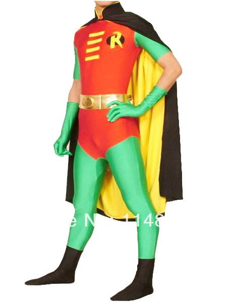 Get Quotations · Freeshiny 2015 Robin Spandex Superhero Costumes  sc 1 st  Alibaba & Cheap Handmade Superhero Costumes find Handmade Superhero Costumes ...