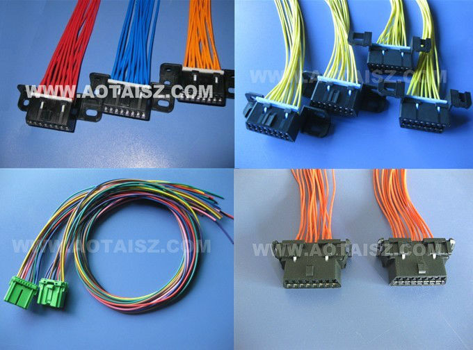 Obdii Wire Harness Wholesale, Wiring Harness Suppliers - Alibaba