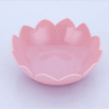 Detachable factory fruit tray plastic fruit plate for household