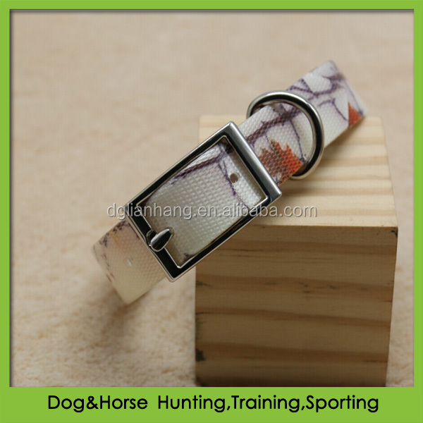 Water proof smart tpu dog collar for sporting training hunting wholesale