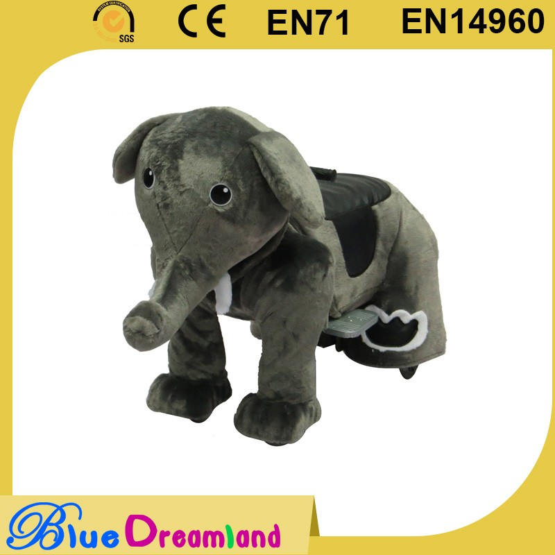 High precision kids ride on animal for sale