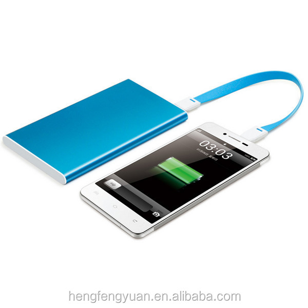 Hot Selling Xiaomi Mi Power Bank 5000mah/super Slim Xiaomi Mobile ...
