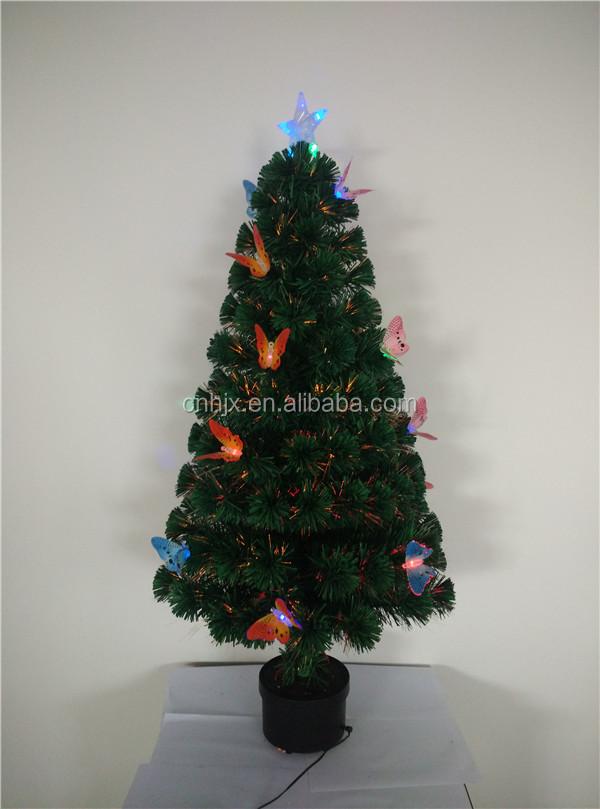 120 Cm Kleurrijke Vlinder Decoratieve Led Kerstboom Verlichting ...
