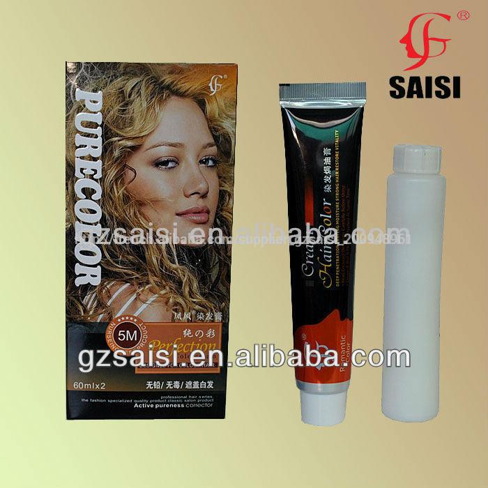 80ml2 pure couleur coloration cheveux cheveux italien marques de couleur - Produit Coloration Cheveux