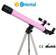 Outdoor Children Telescope FT50600 refractor Made In China,Aluminum Telescope Toy Astronomical Telescope Sky Watch Galaxy