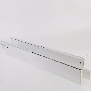 vertical double opening door slide hinge buffer damper