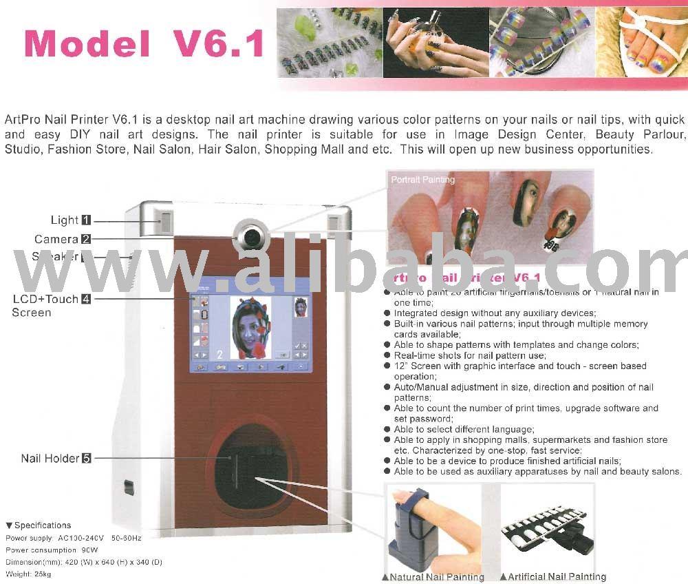 Nail printer v61 nail printer v61 suppliers and manufacturers nail printer v61 nail printer v61 suppliers and manufacturers at alibaba prinsesfo Image collections