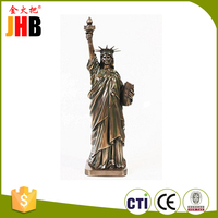New brand 2017 statue of liberty cigarette lighter with low price