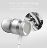 handsfree earphone,metal earphone,mini earphone support talk for mobile phones Android and IOS