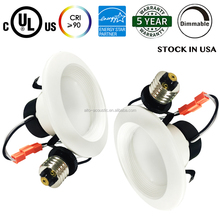 Aluminum round Good price led downlight for north america shenzhen led factory For Canada Market
