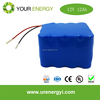 12v 12ah Lifepo4 and lithium-ion rechargeable battery for solar street light