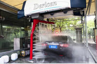 Dericen tunnel car wash equipment pressure washer