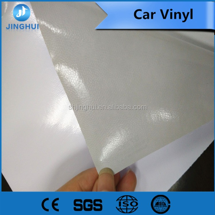 Clear removable 1.52*30m self adhesive tr1 carbon vinyl