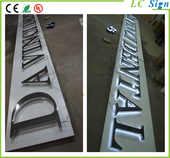 outdoor led channel letters signs,used lighted sign letters,diy led  illuminated letter sign, View outdoor led channel letters signs, LC Product