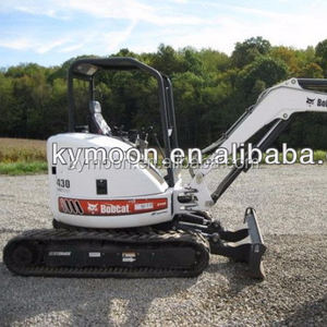 Hitachi excavator rubber track/belt/final drive, travel motor assy