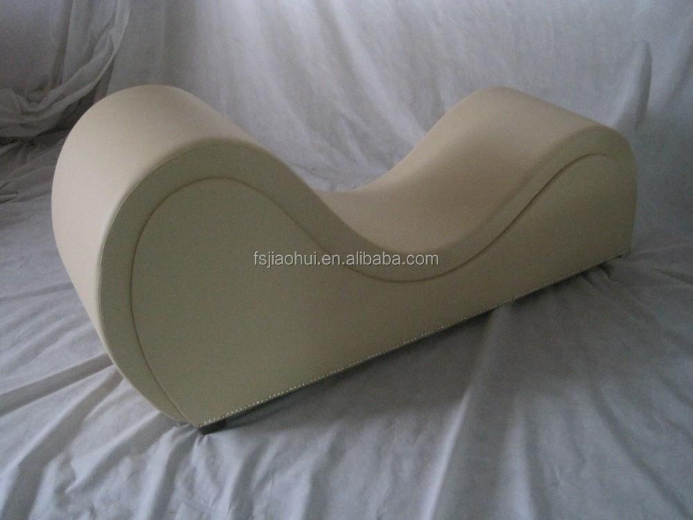 Fancy Bedroom Sleeper Furniture M Shape Make Love Sex Sofa