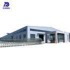 Metal Construction projects ready made building steel structure