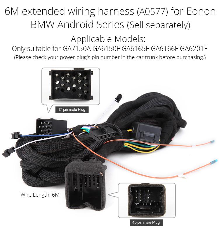 Eonon Ga7150a For Bmw E46 Android 60 Octacore 7 Inch Multimedia