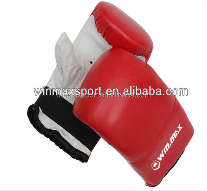 Top quality 6-8 oz PU Leather junior boxing gloves twins boxing gloves