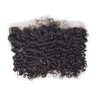 Beauty Stage Wholesale Full Cuticle Aligned virgin raw 13x5 deep wave brazilian transparent lace frontal