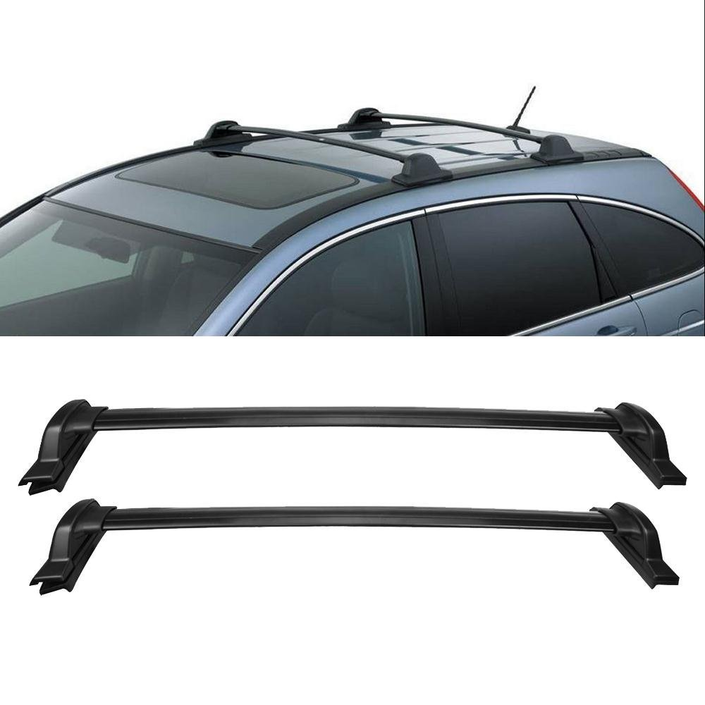 Get Quotations · AUXMART Roof Rack Cross Bars Fit for Honda CRV 2007 2008  2009 2010 2011 with Vertical