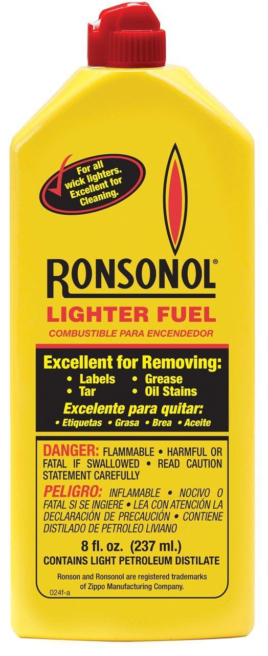 Ronson 8 ounce Ronsonol Lighter Fuel