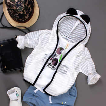summer Sun protection clothes New children garment High appearance level kids clothes