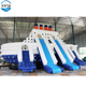 Popular giant inflatable pool slide,commercial inflatable titanic slide for sale