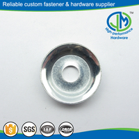 Corrosion resistance grounding pin lock washer