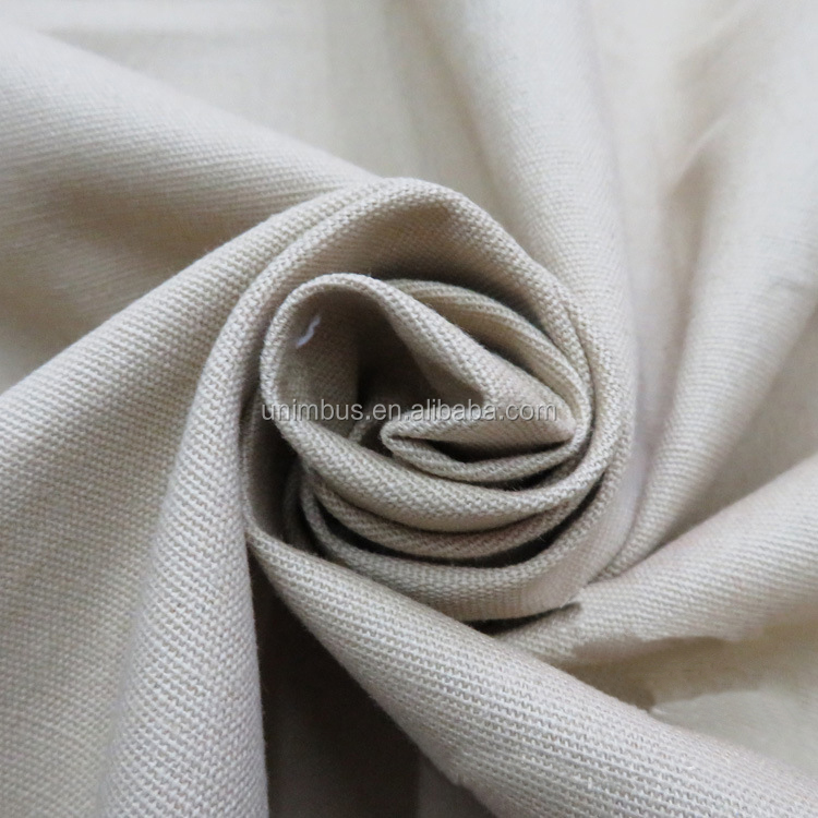 100% cotton 8oz canvas fabric roll wholesale for bag
