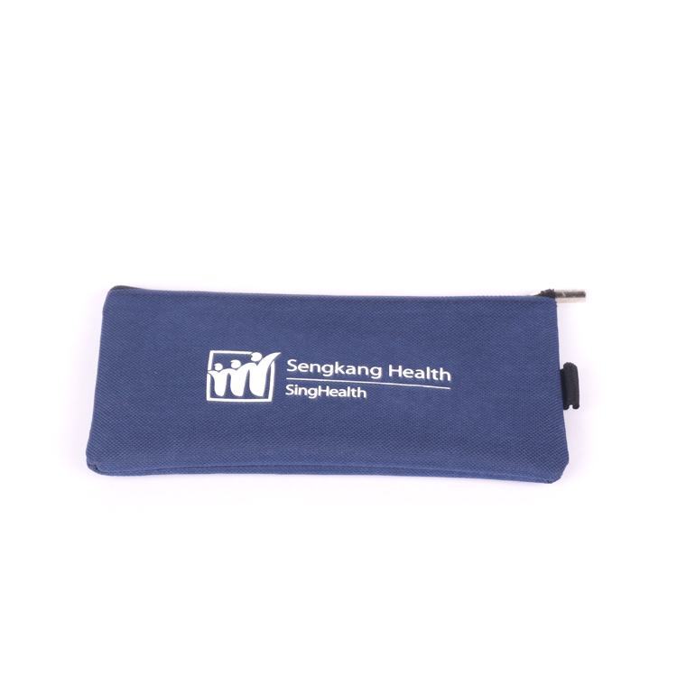 Oempromo Custom printed Oxford fabric Stationery Pencil bag
