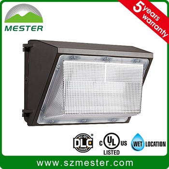 Mester Dlc Led Wall Pack 45w 70w Outdoor Led Light
